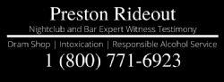 Nightclub and Bar Expert Witness